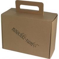 Коробка Nosochki-Vam на 10-12 пар K3